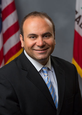 Adrin Nazarian - Image: Assemblymember Adrin Nazarian (AD46)