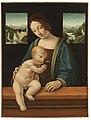 Associate of giovanni antonio boltraffio the madonna and child.jpg