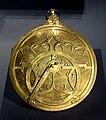 Astrolabe, Strasbourg, 1466 AD, brass - Hessisches Landesmuseum Darmstadt - Darmstadt, Germany -DSC00536.jpg
