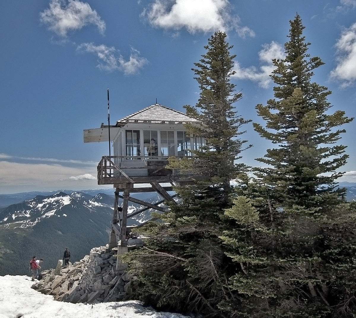 forest fire lookout association wikipedia