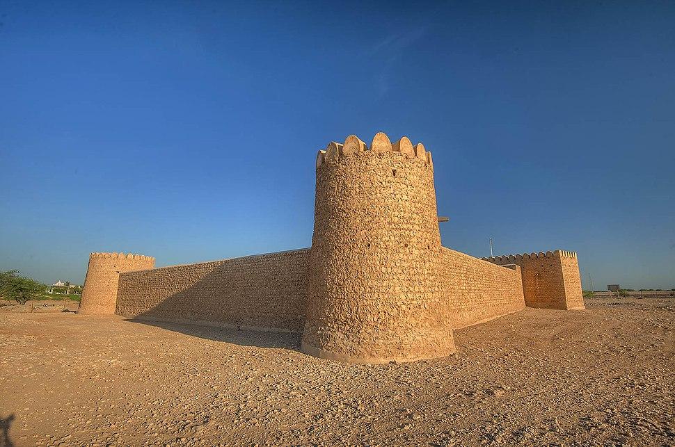 Ath Thaqab Fort