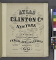 Atlas of Clinton Co., New York (Title page) NYPL1576094.tiff