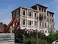 Auberchicourt - Démolition des Grands bureaux de la Compagnie des mines d'Aniche le 24 juillet 2013 (09).JPG
