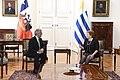 Audiencia con el Presidente de Uruguay Tabaré Vásquez (23154907729).jpg