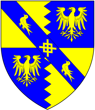 Baron Howard de Walden - Image: Audley Of Walden Arms
