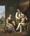 August Thomsen - En hiemkommen Sömand fortæller om sin Reise - 1838.png