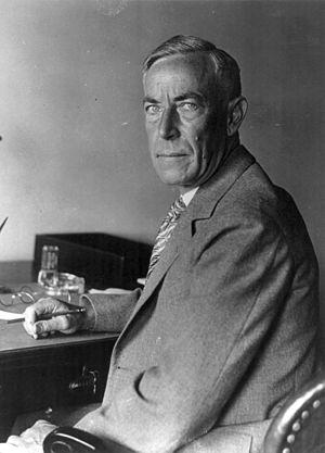 August Vollmer - August Vollmer, 1929