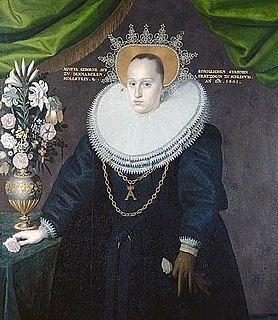 Augusta of Denmark Duchess consort of Schleswig-Holstein-Gottorp