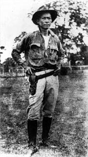 Augusto César Sandino Nicaraguan revolutionary