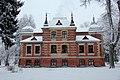 Aumeisteru muiža, Pārvaldnieka māja, Hotelis - panoramio.jpg
