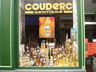 Aurillac - Boutique Gentiane Couderc