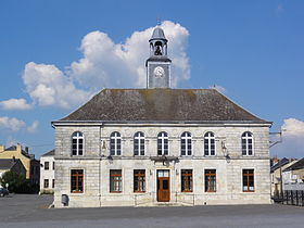 Mairie d'Auvillers-les-Forges.