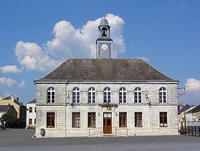 Auvillers-les-Forges (Ardennes) Mairie.JPG