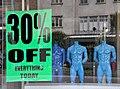 Avatar sale - Plymouth - geograph.org.uk - 1839855.jpg