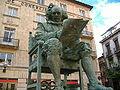 Avilés estatua Carreño Miranda-(pintor).JPG