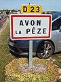 Avon-la-Pèze-FR-10-panneau d'agglomération-01.jpg