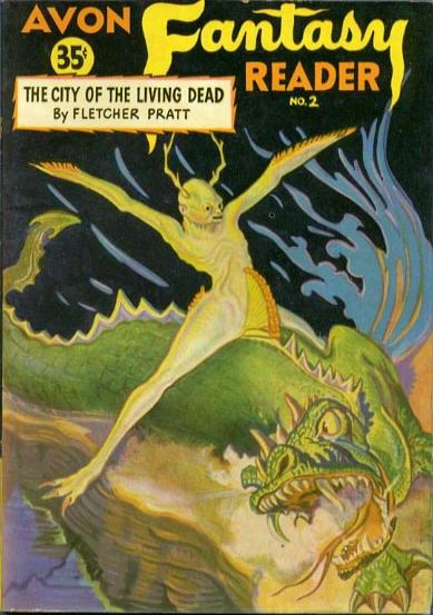 Avon Fantasy Reader 2