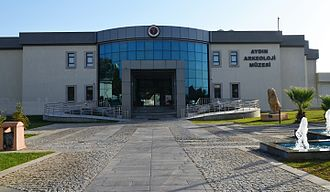 Aydın Archaeological Museum - Image: Aydın Archaeological Museum (1)