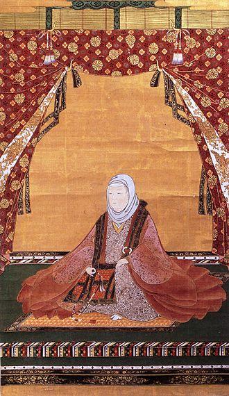Ohatsu - Takatsugu's wife, Ohatsu.