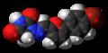 Azumolene 3D spacefill.png
