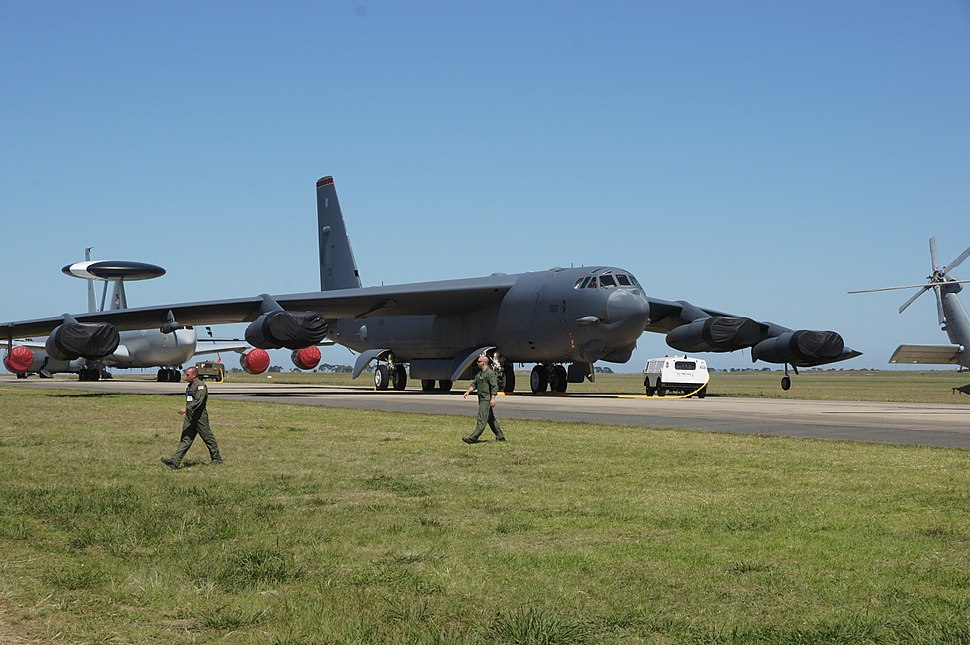 B-52 in Australia
