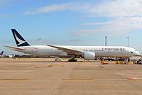 B-KPQ - B77W - Cathay Pacific