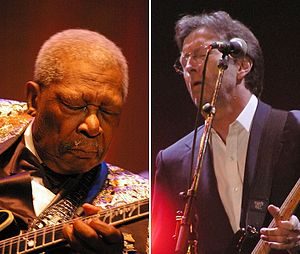 Riding with the King (B.B. King and Eric Clapton album) - B.B. King and Eric Clapton