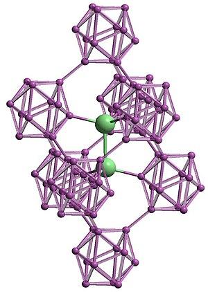 Boron arsenide - B12As2