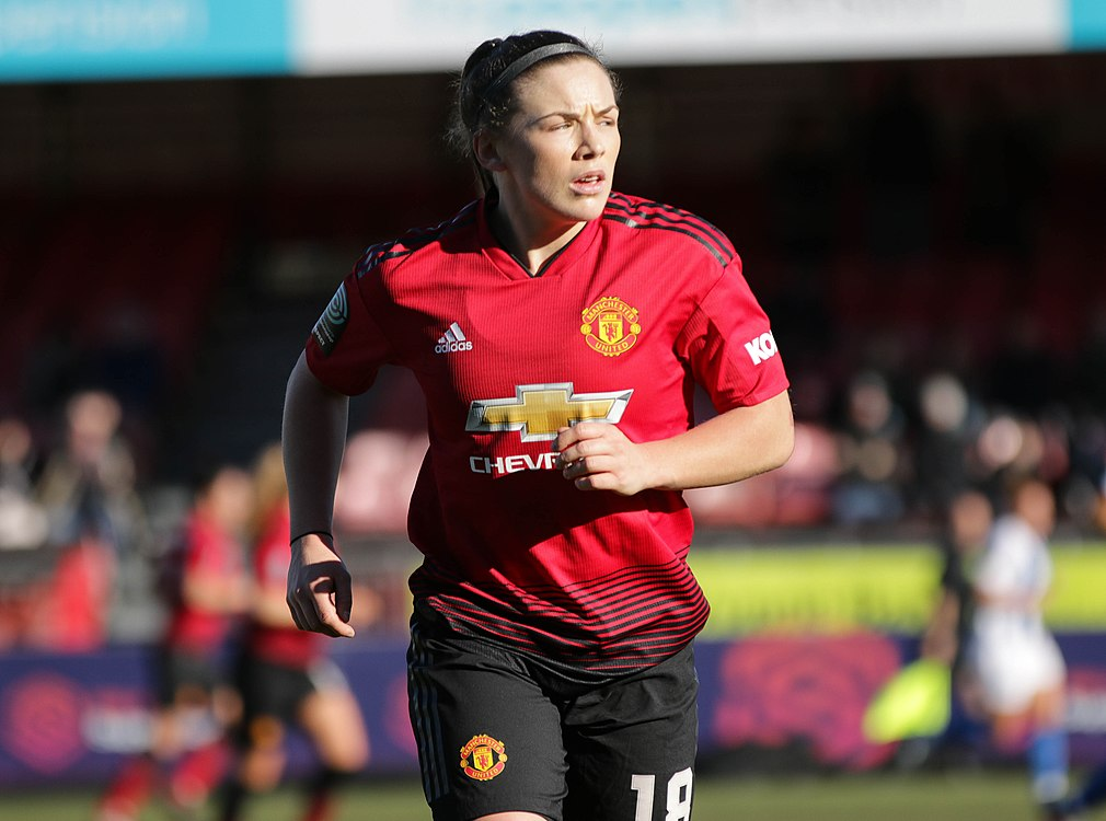 BHA Women 0 Man Utd Women 2 WFAC 4th rd 03 02 2019-875 (46986369561).jpg