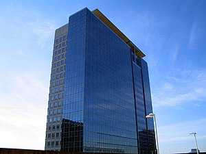 """BMC Software - """"Building Four"""" on the Houston campus"""