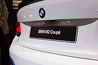 BMW M2, IAA 2017, Frankfurt (1Y7A3530).jpg