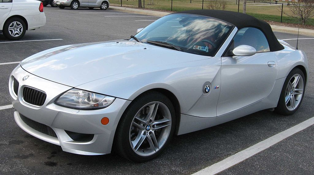 File Bmw Z4 M 2 Jpg Wikimedia Commons