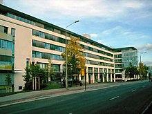 Technische universit t dresden wikipedia - Uni dresden architektur ...