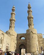 Bab Zuwayla Cairo 12 0864