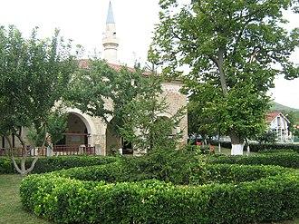 Islam in Romania - Image: Babadag geamia