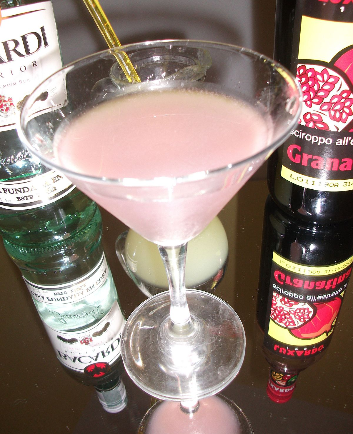 Bacardi cocktail - Wikipedia