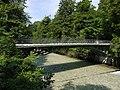 Bad Ischl Kaiservilla Zugangssteg.JPG