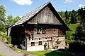 Bad Kleinkirchheim Holzstrasse altes Holzhaus 20072007 01.jpg