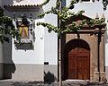 Badajoz, Plaza Lopez Ayala, Descalzas 120-2.jpg