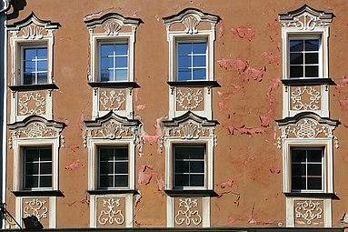 Baderhaus Unterer Stadtplatz Schärding Oberösterreich 2013.jpg