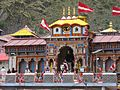 Badrinath Temple , Uttarakhand.jpg
