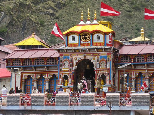 Badrinath Temple , Uttarakhand