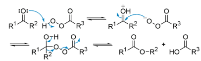 Baeyer-Villiger oxidation mechanism.png
