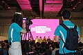 Bahamut main stage staff on Princess Connect! Re-Dive event 20181216a.jpg