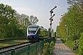 Bahnhof Dorsten 13 Einfahrsignal A und NordWestBahn.jpg