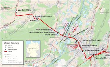 Bahnstrecke Windenkarlsruhe Wikipedia