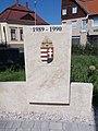 Bajcsy-Zsilinszky Square Memorial, 1989-1990, 2020 Zalaegerszeg.jpg