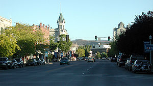 Baker City, Oregon - Main Street