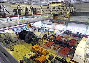 Balakovo Nuclear Power Plant - Image: Bal NPP m st