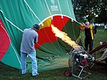 Balloon inflating at the 2018 Canberra Balloon Spectacular.jpg